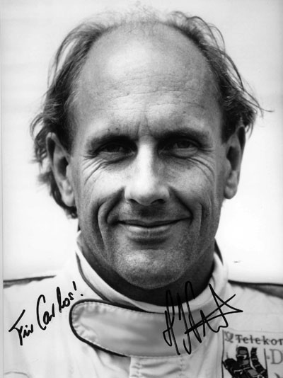 hans joachim stuck autograph collection of carlos ghys. Black Bedroom Furniture Sets. Home Design Ideas