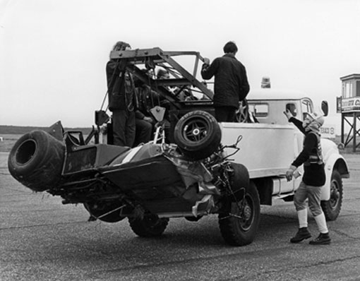Image result for david purley crash 1977